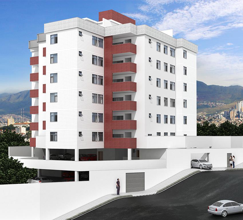 Edifício São Francisco - Fachada